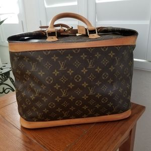 Louis Vuitton Cruiser Travel Duffel - FIRM PRICE